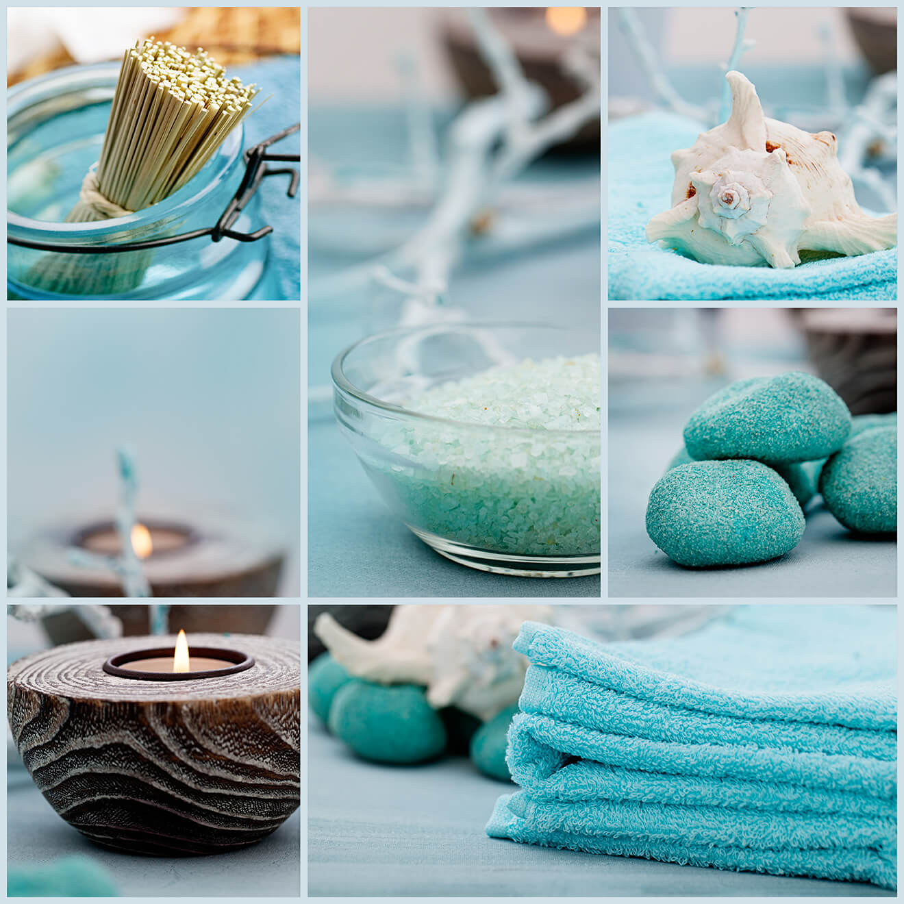 Massage Candles Salts Las Vegas