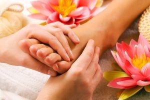 Reflexology Mobile Massage