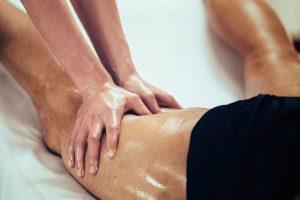 Sport Mobile Massage Athlete