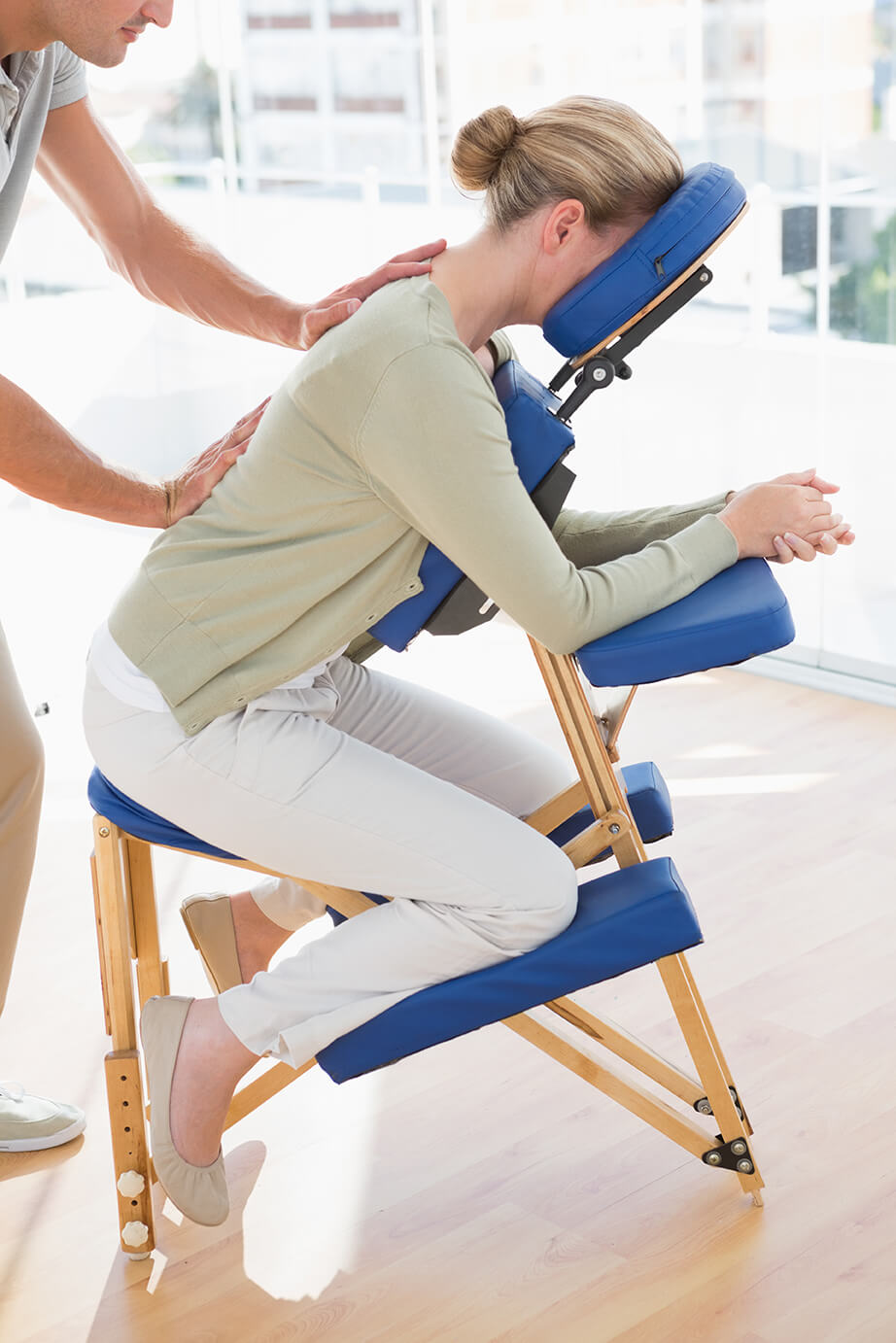 Mobile Chair Massage Las Vegas